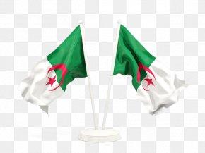 Flag - Flag Of Algeria Flag Of Saudi Arabia Flag Of Cameroon National Flag PNG