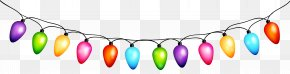 Christmas Bulbs Transparent Clip Art - Clip Art PNG