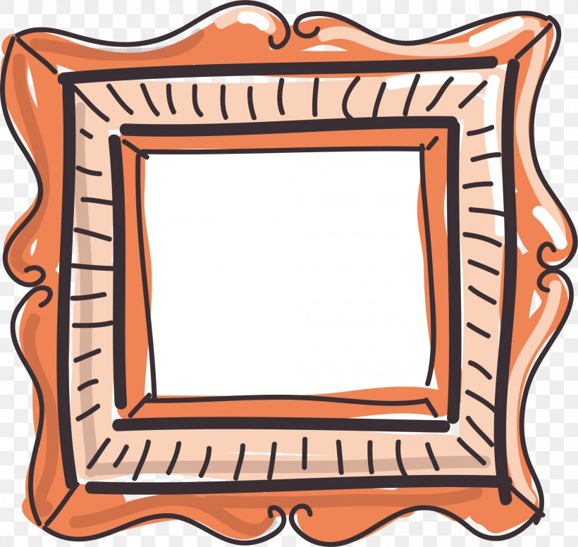 Picture Frame Painting Clip Art, PNG, 2000x1893px, Picture Frame, Area, Art, Artwork, Cartoon Download Free