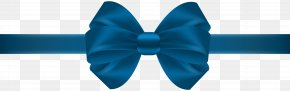 Bow Blue Transparent Clip Art - Purple Shirt Bow Tie Bow And Arrow PNG
