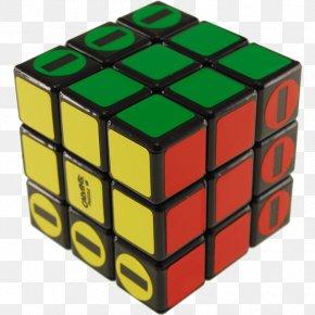 Rubik's Cube Card - Rubik's Cube Puzzle Megaminx Speedcubing PNG