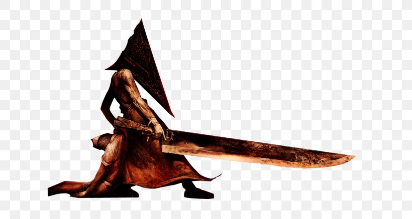 Silent Hill Homecoming Pyramid Head Silent Hill 2 Png 700x437px
