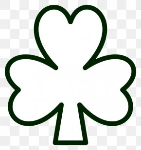 St Patrick S Day Drawings - Ireland Shamrock Saint Patrick's Day Clip Art PNG