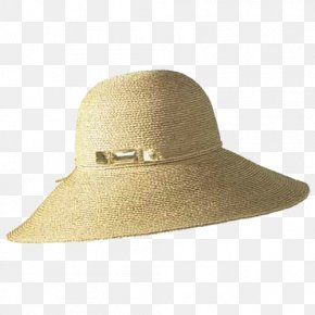Hat - Sun Hat Bowler Hat Straw Hat Sombrero PNG