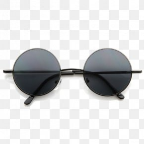 Black Sunglasses - Amazon.com Sunglasses Vintage Clothing Eyewear PNG