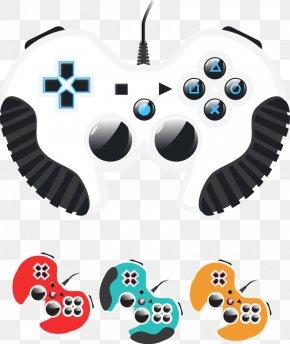 Vector Gamepad - Joystick Gamepad Game Controller PNG