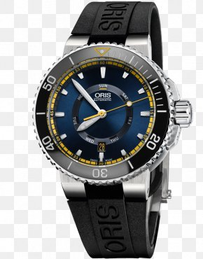 Great Barrier Reef Australia - Great Barrier Reef Oris Carlos Coste Limited Edition IV Automatic Watch PNG