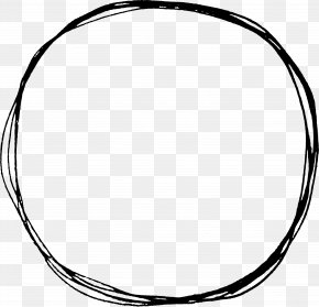 Circle - Circle Doodle Drawing Clip Art PNG