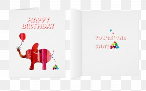 Hand-painted Greeting Cards - Greeting & Note Cards Wedding Invitation Paper Christmas Card PNG