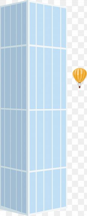 Balloon Building - Hydrogen Building Euclidean Vector PNG