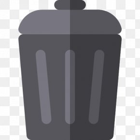 Trash Can - Waste Container Paper PNG
