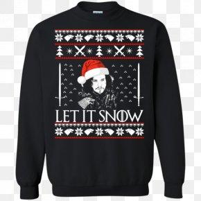 T-shirt - T-shirt Christmas Jumper Hoodie Sweater PNG