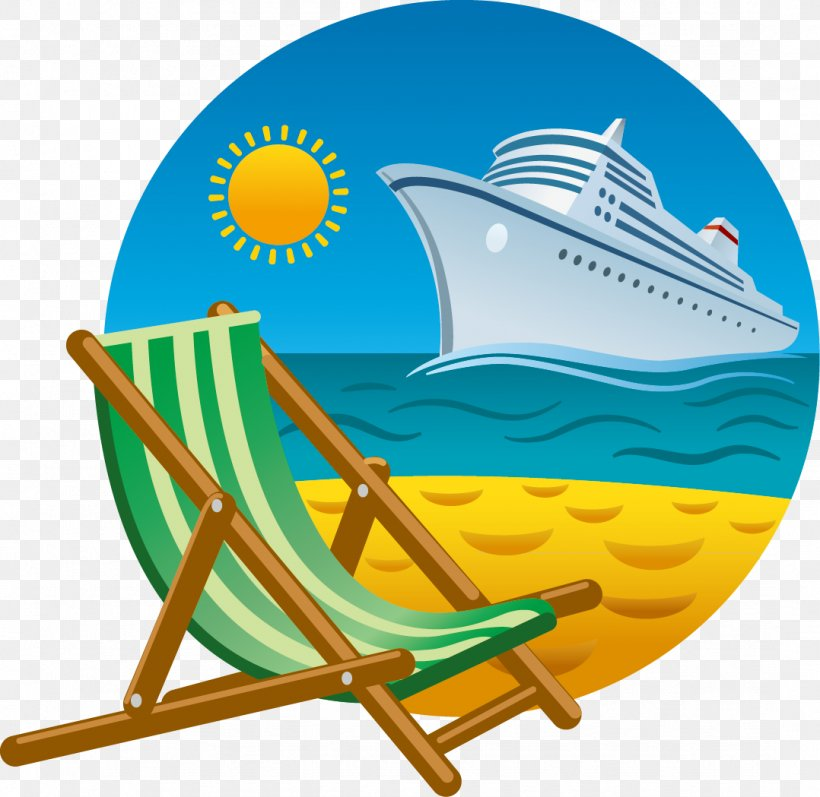 Cruise Ship Cartoon Clip Art Png 1078x1049px Beach Clip Art Hotel Illustration Product Design Download Free