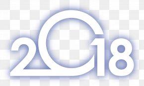 Blue Light Borders 2018 - Light Euclidean Vector PNG