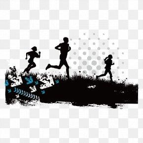Running Man - Macau Poster Sport PNG
