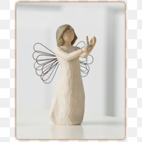 Willow Tree - Willow Tree Figurine Flower Sculpture PNG
