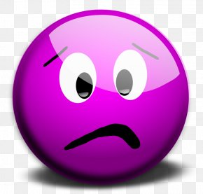 Afraid Face - Smiley Emoticon Sadness Clip Art PNG
