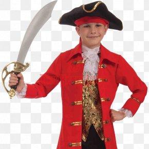 Sunken Treasure Dagger - Cutlass Costume Piracy Clothing Captain Hook PNG