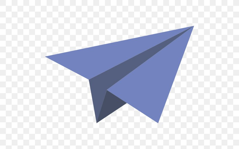 Paper Plane Airplane Icon Png 512x512px Paper Airplane Blue Heart Information Download Free