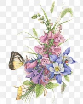 Watercolor Flowers - Watercolor: Flowers Floral Design Watercolor Painting PNG