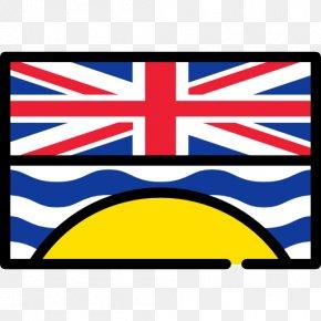 Flag - Flag Of British Columbia National Flag PNG