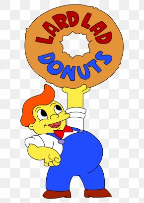 Doughnut - Lard Lad Donuts Homer Simpson The Simpsons: Tapped Out The Simpsons Game PNG