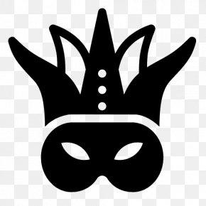 Mask - Mask Icon Design Mardi Gras Clip Art PNG