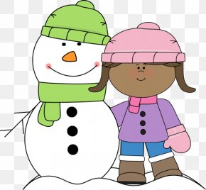 Winter Cliparts - Newsletter Template Pre-school December Pre-kindergarten PNG