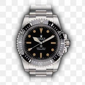 Watch - Rolex Submariner Rolex Daytona Watch Rolex Oyster Perpetual Submariner Date PNG