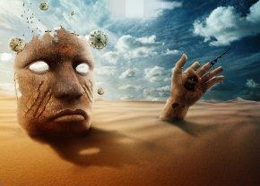 Yellow Desert - Tutorial Photo Manipulation Photography Software PNG