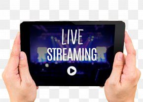 Live Stream - Streaming Media Live Television Royalty-free Livestream Internet PNG