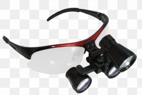 Two Glasses - Goggles Plastic Glasses PNG