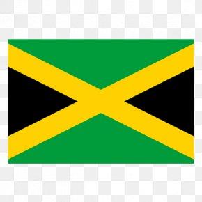 Flag - Flag Of Jamaica Jamaican Cuisine National Flag PNG