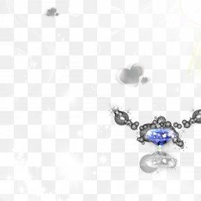 Diamond Material - Light Diamond Crystal PNG