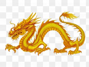 Dragon - China Chinese Dragon Japanese Dragon PNG