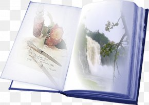 Book - Coffee Table Book Paper Photomontage Notebook PNG
