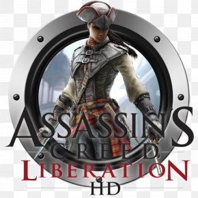 Liberation - Assassin's Creed III: Liberation Assassin's Creed: Brotherhood Assassin's Creed IV: Black Flag PNG