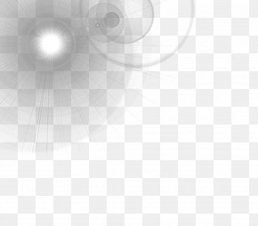 Black And White Sun Rays - Circle Point Angle Black And White Pattern PNG