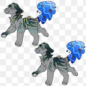 Dog - Dog Cat Horse Animal Figurine PNG