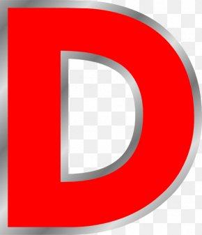 Letter D - Letter Case Blog Clip Art PNG