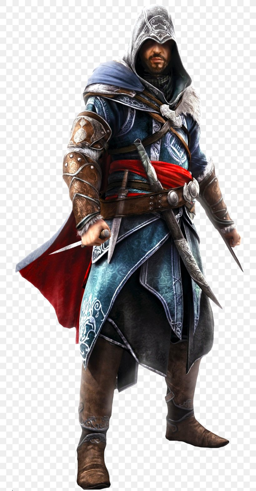 Assassins Creed III Assassins Creed: Brotherhood Assassins Creed: Revelations, PNG, 762x1570px, Assassins Creed Ii, Action Figure, Altaxefr Ibnlaahad, Armour, Assassins Download Free