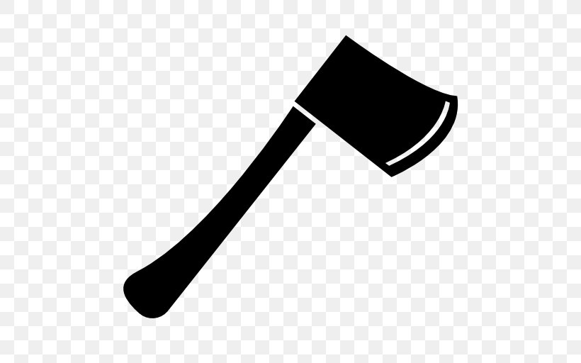 Axe Icon Design Clip Art, PNG, 512x512px, Axe, Black And White, Hardware, Hatchet, Icon Design Download Free