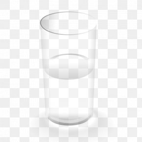 Glass - Glass Water Drinking Clip Art PNG