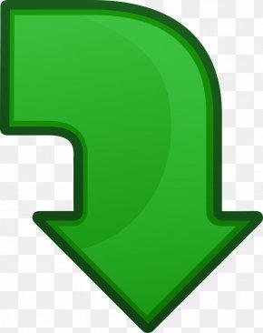 Arrow - Green Arrow Clip Art PNG