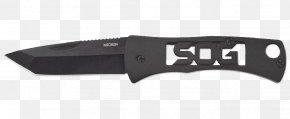 Knife - Hunting & Survival Knives Knife SOG Specialty Knives & Tools, LLC Tantō Utility Knives PNG
