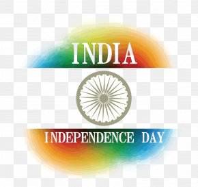 Vector Watercolor India Independence Day - Indian Independence Movement Flag Of India Indian Independence Day PNG