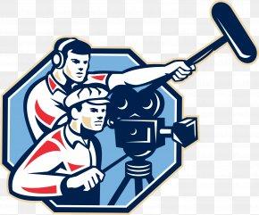 Movie Theatre - Movie Camera Video Cameras Camera Operator Clip Art PNG