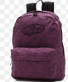 Backpack - Bag Backpack Vans Purple Adidas PNG