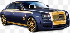 Car - Rolls-Royce Ghost Rolls-Royce Holdings Plc Car Rolls-Royce Phantom VII PNG