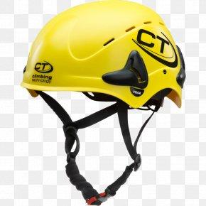 Helmet - Climbing Harnesses Helmet Mountaineering Headlamp PNG